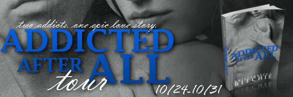 BLOG TOUR: ADDICTED AFTER ALL by Krista and Becca Ritchie Exclusive: 5 Behind the Scenes Facts and Giveaway