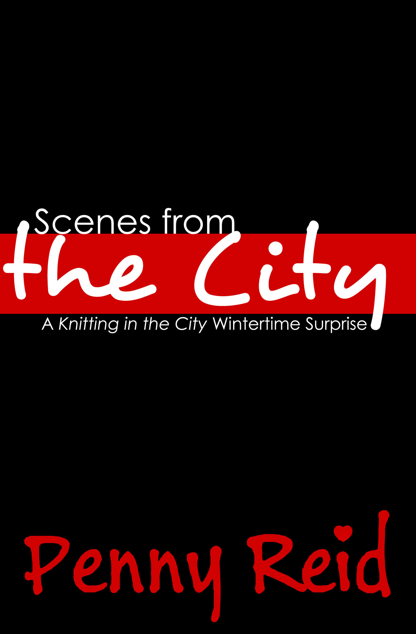REVIEW :: 5 STARS for Scenes From The City by Penny Reid