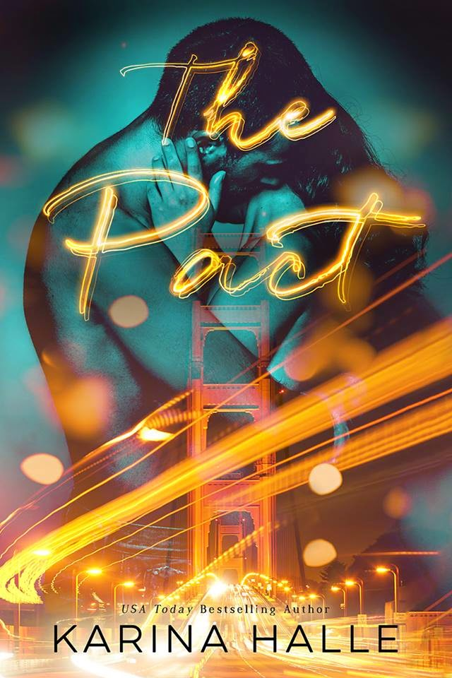 REVIEW :: 5 Stars for The Pact by Karina Halle