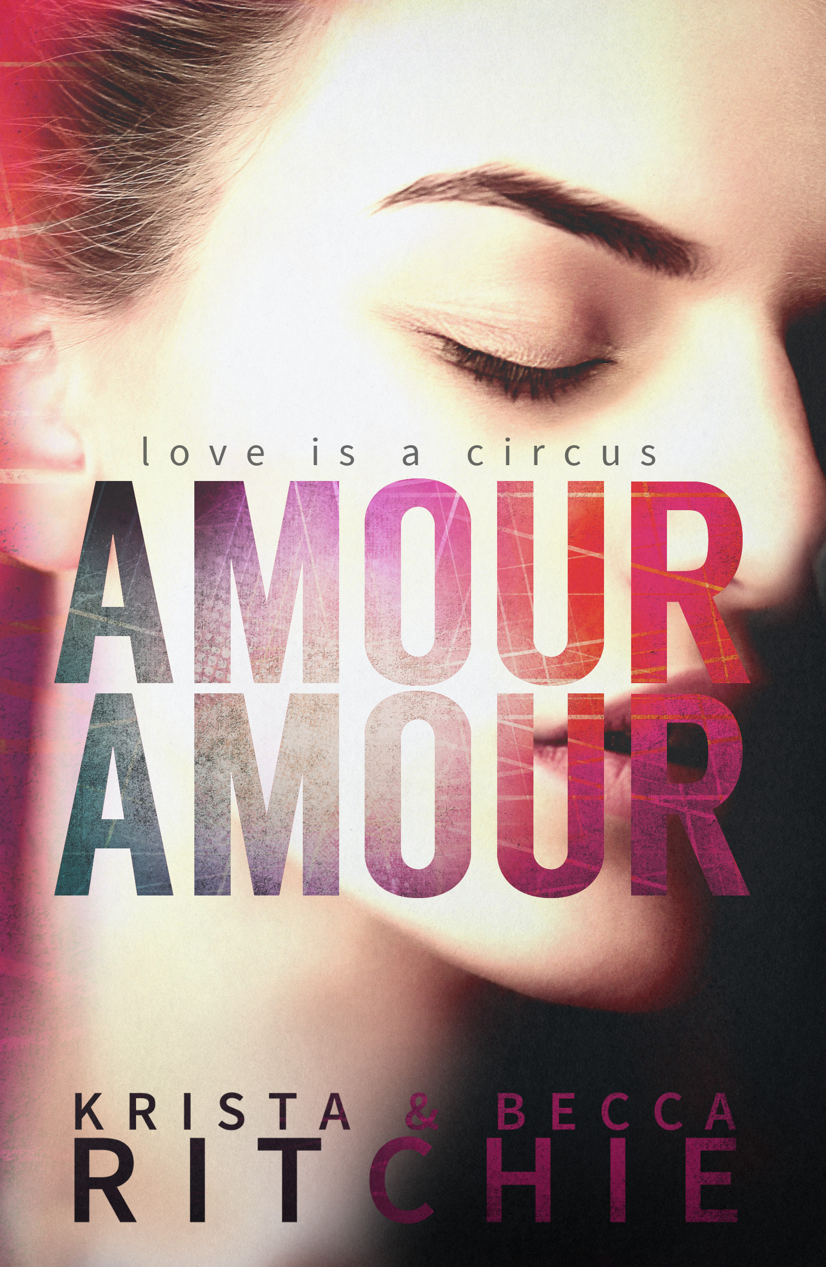 REVIEW :: 4.5 stars for Amour Amour by Krista and Becca Ritchie