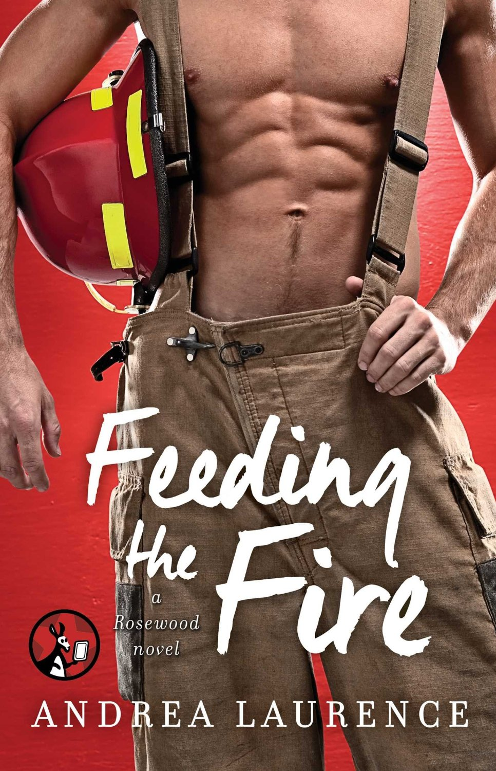 Happy Release Day, Andrea Laurence!  Feeding the Fire is LIVE! #Giveaway #Excerpt