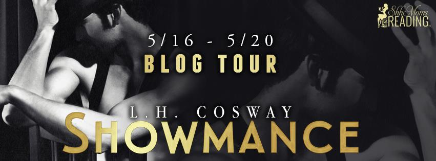 Spotlight, Giveaway and 5 Star Review for Showmance by L.H. Cosway