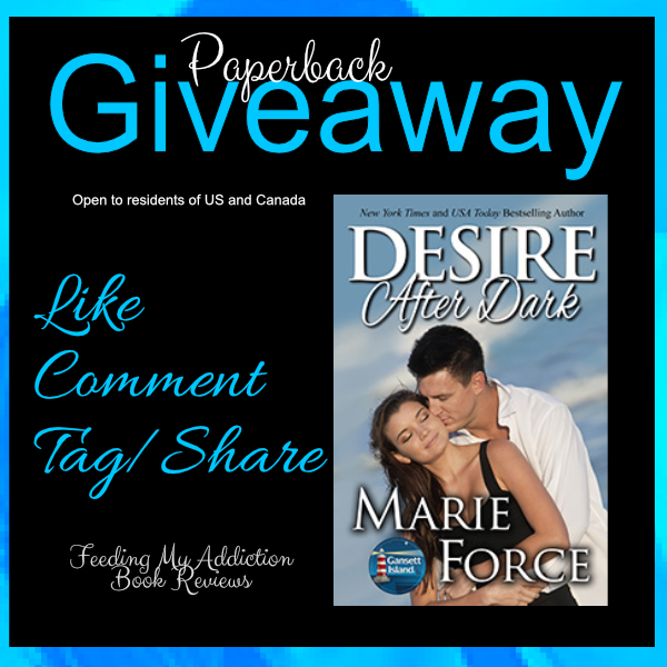 Paperback of Desire After Dark by Marie Force